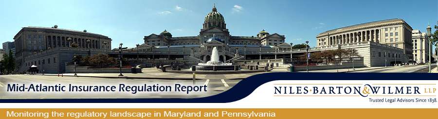 Mid-Atlantic Insurance Regulation Report